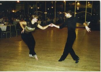 Raleigh dance school American Ballroom NC