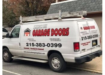 Philadelphia garage door repair American Best Garage Doors