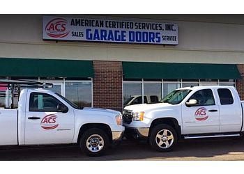Sioux Falls garage door repair American Certified Services, Inc.