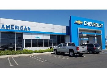 Modesto car dealership AMERICAN CHEVROLET