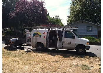 Portland chimney sweep American Chimney & Masonry