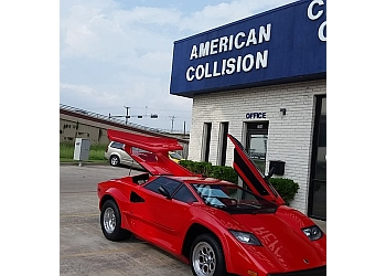 Carrollton auto body shop American Collision
