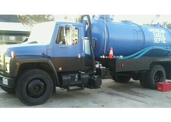 Houston septic tank service American Eagle Septic