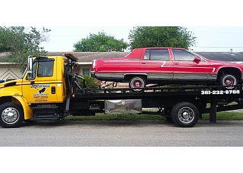 Corpus Christi towing company American Eagle Towing & Recovery