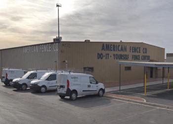 North Las Vegas fencing contractor American Fence Company, Inc.