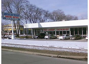 Ann Arbor furniture store American Freight Furniture and Mattress