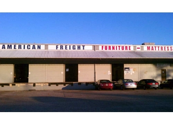 Mobile furniture store American Freight Furniture and Mattress