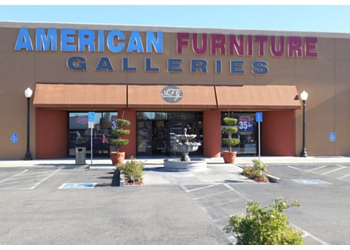 Sacramento furniture store American Furniture Galleries