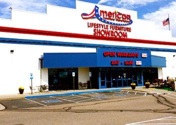 Pueblo furniture store American Furniture Warehouse