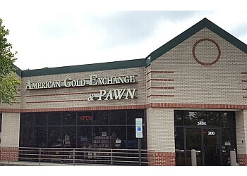Raleigh pawn shop American Gold Exchange Gold & Pawn, Inc.