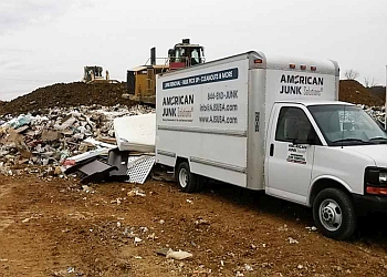 Henderson junk removal American Junk Solutions