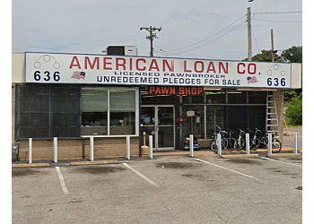 Memphis pawn shop American Loan Co.