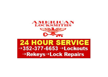 Gainesville locksmith American Locksmiths