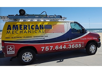 Virginia Beach hvac service American Mechanical, Inc.