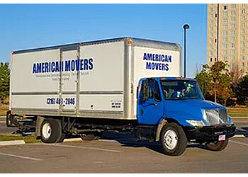 Wichita moving company American Movers