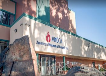 Pomona places to see American Museum of Ceramic Art