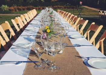 Durham event rental company American Party Rentals