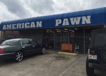 Baton Rouge pawn shop American Pawn