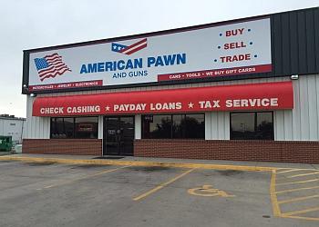 Wichita pawn shop American Pawn and Guns
