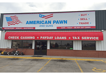 Wichita pawn shop American Pawn and Guns