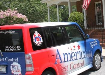 Athens pest control company American Pest Control