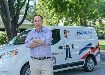 Springfield pest control company American Pest Solutions