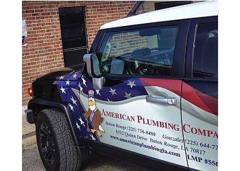 Baton Rouge plumber American Plumbing Company