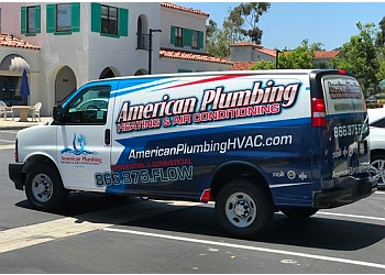 Oceanside plumber American Plumbing, Heating & Air Conditioning