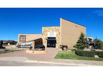 Amarillo landmark American Quarter Horse Hall of Fame & Museum