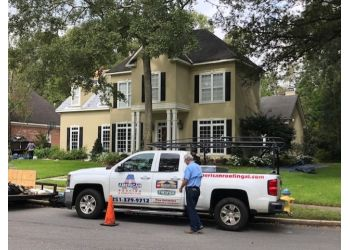 Mobile roofing contractor American Roofing & Construction, LLC
