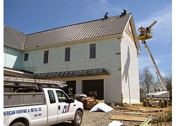 Louisville roofing contractor American Roofing and Metal