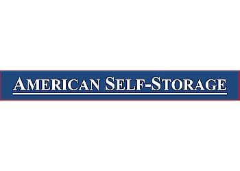 Norman storage unit American Self-Storage