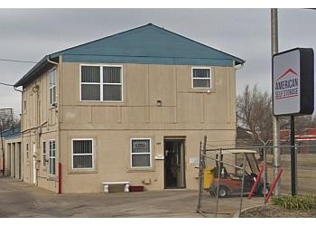 Oklahoma City storage unit American Self Storage