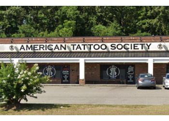 Fayetteville tattoo shop American Tattoo Society