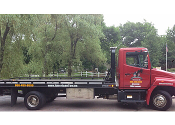 Worcester towing company American Towing and Recovery, LLC