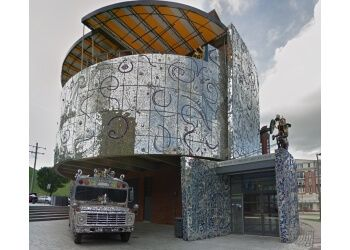 Baltimore places to see American Visionary Art Museum