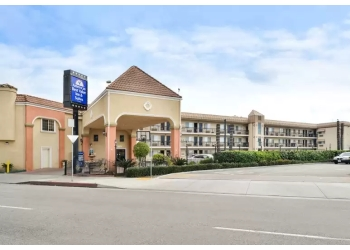 El Monte hotel Americas Best Value Inn & Suites
