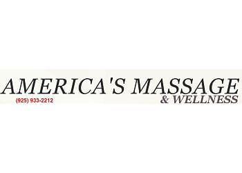 Concord massage therapy America's Massage & Wellness