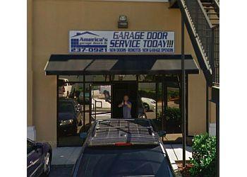 Jacksonville garage door repair America's garage doors llc