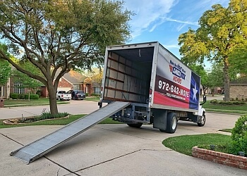 Irving moving company Ameritex Apt. Movers, Inc.
