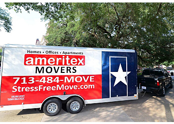 Houston moving company Ameritex Movers