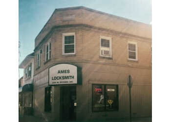 Toledo locksmith Ames Locksmith