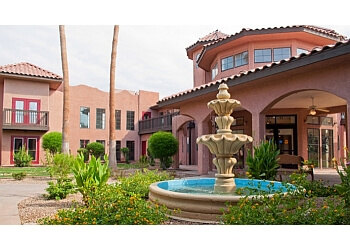 Peoria assisted living facility Amethyst Gardens