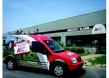 Buffalo security system Amherst Alarm, Inc.