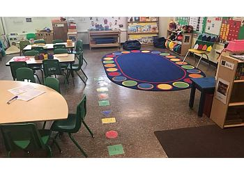 Buffalo preschool Amherst Nursery School