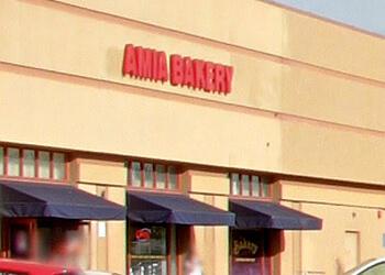 Fremont cake Amia Bakery