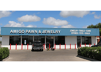 McAllen pawn shop Amigo Pawn & Jewelry