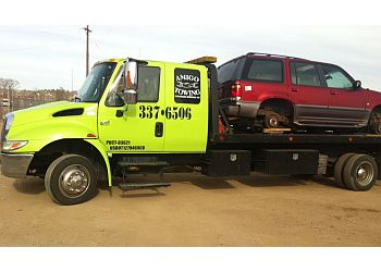 Colorado Springs towing company Amigo Towing