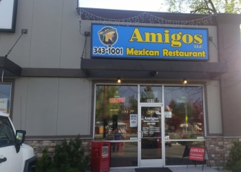 Boise City mexican restaurant Amigos Mexican Restaurant