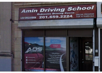 Jersey City driving school Amin Driving School